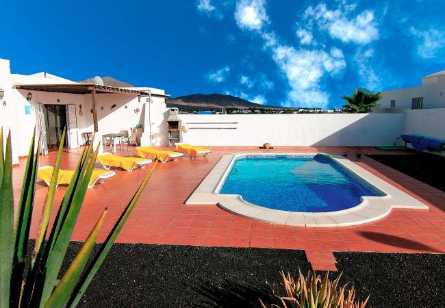 Villa in Playa Blanca - Ref. 185455