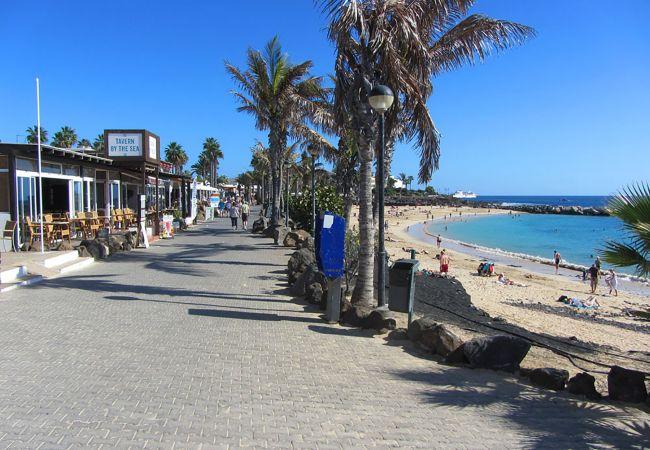 Апартаменты на Playa Blanca - Артикул. 186457