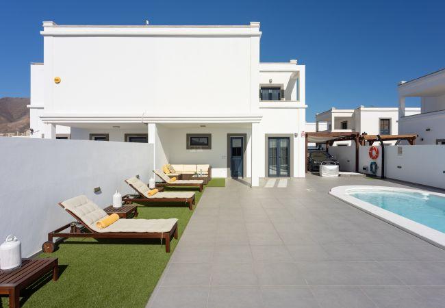 Вилла на Playa Blanca - Артикул. 311709